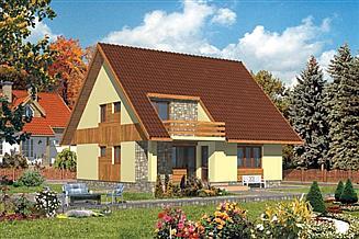 Projekt domu WB-030