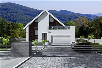 Projekt domu Denver