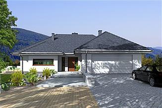 Projekt domu Grenada