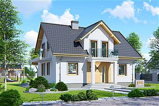 Projekt domu APS 202