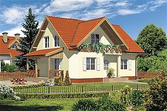 Projekt domu WB-3935