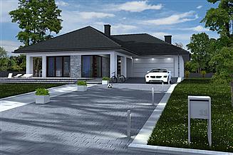 Projekt domu Indiana