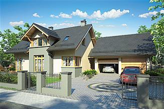 Projekt domu Harmonia