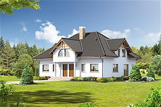 Projekt domu Szczepanowo 5