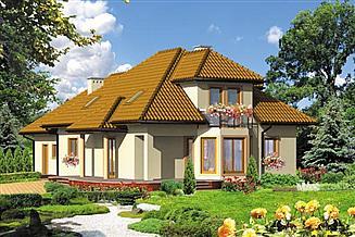 Projekt domu WB-0075