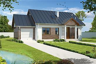 Projekt domu Tuluza III LMB31b