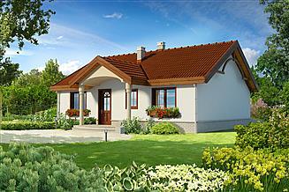 Projekt domu Sintra LMB65