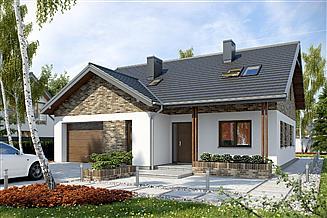 Projekt domu TK26