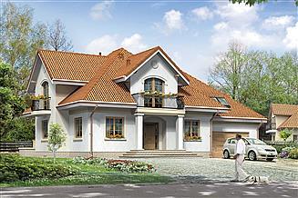 Projekt domu Bachus 7