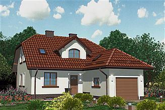 Projekt domu APS 174