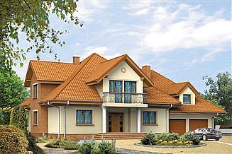 Projekt domu Bachus 5