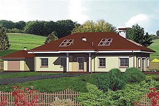Projekt domu Arton