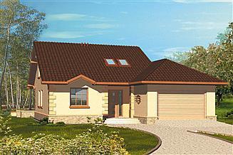 Projekt domu Proxima II