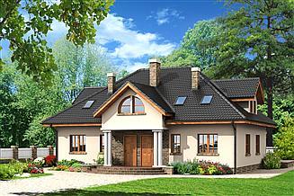 Projekt domu Szczepanów 22