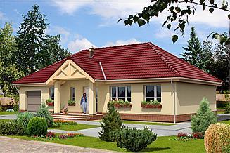 Projekt domu Awinion DCB24