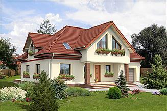 Projekt domu Sorrento DCP191