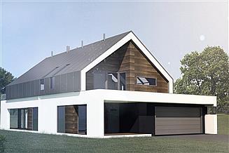 Projekt domu FX-25