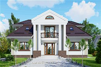 Projekt domu APS 022