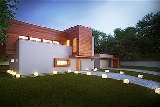 Projekt domu House x02