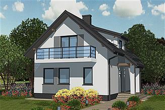 Projekt domu APS 029