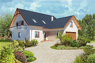 Projekt domu Davos DCP220