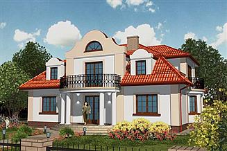Projekt domu APS 048
