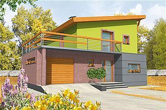 Projekt domu Hilda G1