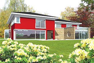 Projekt domu Kaj G2