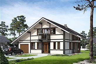 Projekt domu Syriusz dr-T