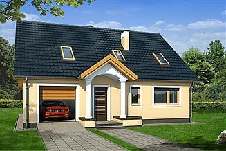 Projekt domu Stanley A