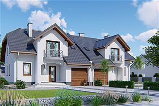 Projekt domu APS 107