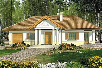 Projekt domu Aurora I