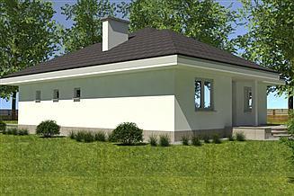 Projekt domu DJ 080