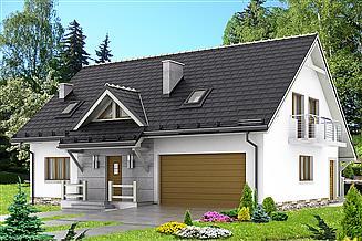 Projekt domu HG-C3G