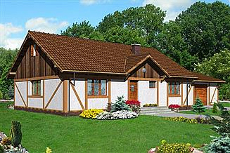 Projekt domu HG-D4