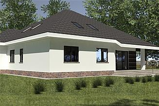 Projekt domu DJ 054