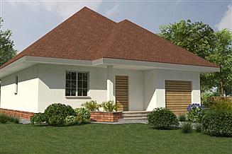 Projekt domu DJ 063