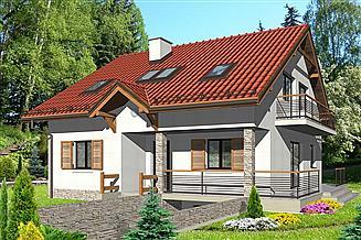 Projekt domu HG-S3