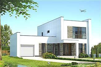 Projekt domu Cork DCP204