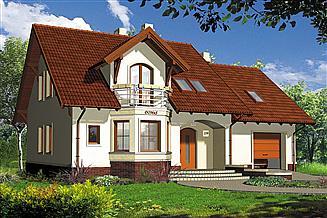 Projekt domu Diuna mix