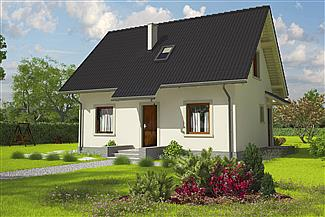 Projekt Domu Armanda Budnet Pl