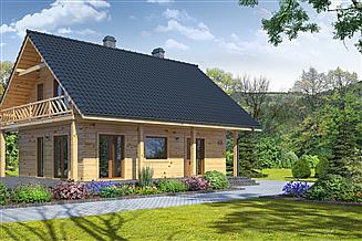 Projekt domu Świdnica 31dws