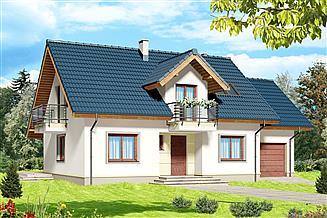 Projekt domu Amant II