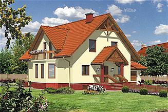Projekt domu WB-3945