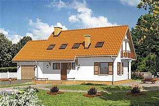 Projekt domu WB-3460