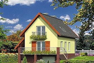 Projekt domu WB-0018