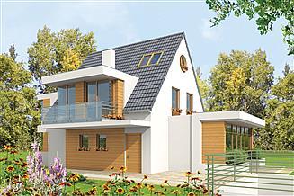 Projekt domu Damian G2