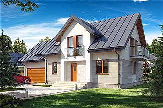 Projekt domu Bruno 2