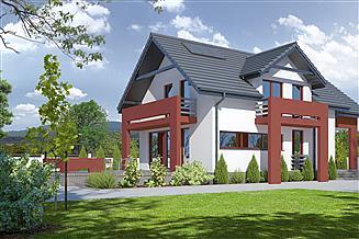 Projekt domu Oleśnica 32
