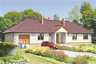 Projekt domu Odessa LMB17